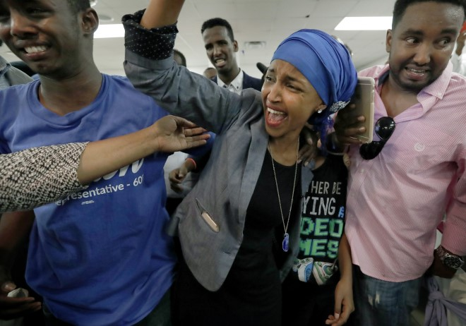 Marriage discrepancy clouds Ilhan Omar's historic primary ...Ilhan Omar Primary